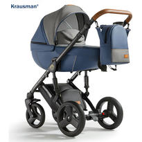 Krausman Carucior 3 in 1 Nexxo Dark Blue