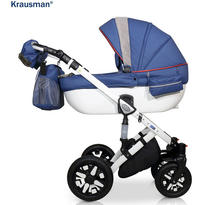 Krausman Carucior 3 in 1 Jools Eclipse Blue