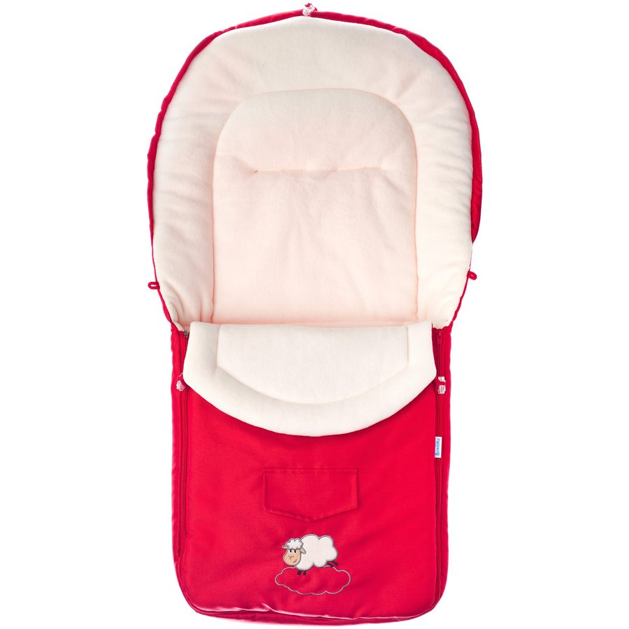 Sac de iarna polar Red