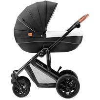 Kinderkraft Carucior 2 in 1 PRIME BLACK