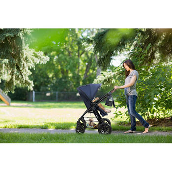 Kinderkraft Carucior 3 in 1 MOOV Navy