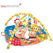 babyInfantini Salteluta de activitati multifunctionala Little Friends