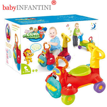 babyInfantini Antepremergator Car 2 in 1