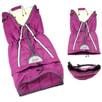 Skutt Sac de iarna Lux 3 in 1 lana 100x45 cm Purple