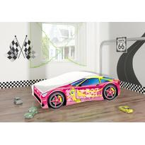 Pat Tineret Race Car 08 Pink-180x6