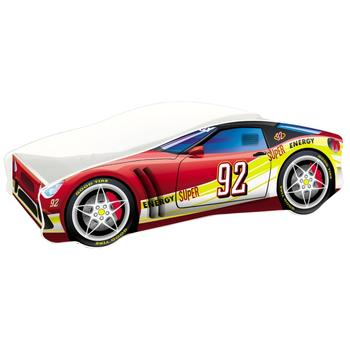 MyKids Pat Tineret Race Car 05 Red-140x70