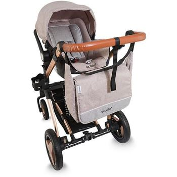 Carucior transformabil 3 in 1 Coccolle Ambra Bej