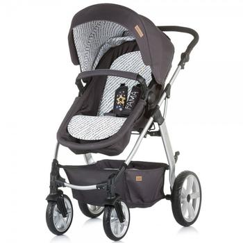Carucior Chipolino Fama 2 in 1 granite grey