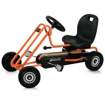 Hauck Toys Go Kart Lightning - Orange