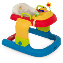 Hauck Premergator 2 in 1 Walker Stripe Pooh Ready to Play
