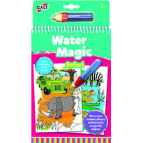 GALT Water Magic: Carte de colorat Safari