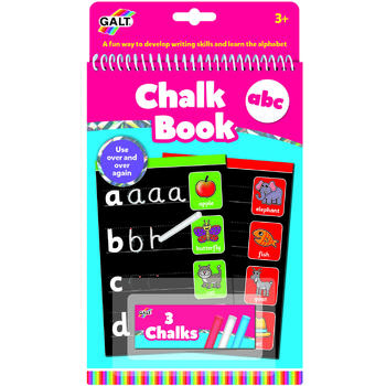GALT Chalk Book - ABC