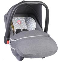 Scaun auto copii 0-13 Kg Noa Plus Grey Scandi