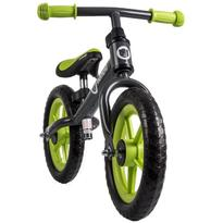 Bicicleta fara pedale Fin Plus Grey / Green