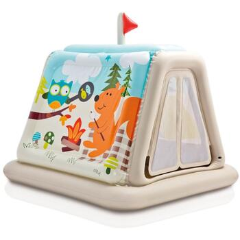 Intex Cort gonflabil copii Animal Trails 127 x 112 x 116 cm - 3-6ani