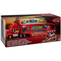 Disney Cars Camion by Mattel Mack cu trailer