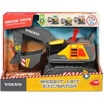 Dickie Toys Excavator Volvo Weight Lift