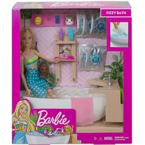 Barbie Set by Mattel Wellness and Fitness, papusa cu cada