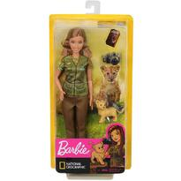 Barbie Papusa by Mattel National Geographic, Fotojurnalista