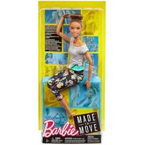 Barbie Papusa by Mattel I can be, Made To Move FTG82
