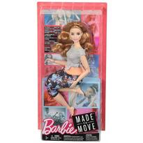 Barbie Papusa by Mattel I can be, Made To Move FTG84