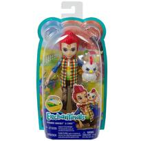 Enchantimals Papusa by Mattel Redward Rooster cu figurina Cluck