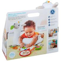 Fisher-Price Covoras de joaca by Mattel Newborn, Lama