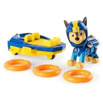 Spin Master Set Figurine Deluxe Paw Patrol Chase