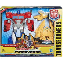 Hasbro Transformers Cyberverse Power Robot Optimus Prime