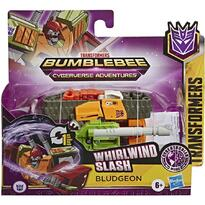 Hasbro Transformers Robot Vehicul Cyberverse 1 Step Bludgeon