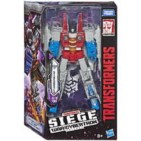 Hasbro Transformers Voyager Robot Decepticon Starscream