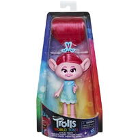 Hasbro Trolls Figurina Fashion Poppy Cu Stil