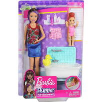 Mattel Barbie Family Facem Baita