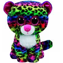 Plus Ty 24cm Boos Dotty Leopard Multicolor