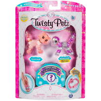 Spin Master Twisty Petz Set 3 Bratari Animalute Catel Tigru Si Surpriza