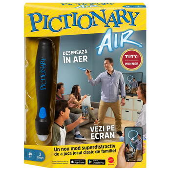 Mattel Joc Pictionary Air Limba Romana