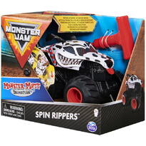 Spin Master Monster Jam Dalmatianul Mutt Seria Spin Rippers Scara 1 La 43