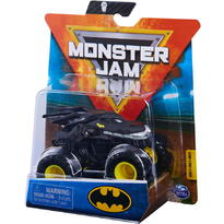 Monster Jam Masinuta Metalica Batman Scara 1 La 64