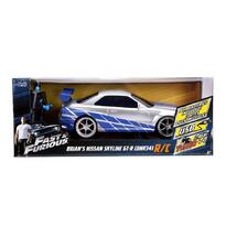 Simba Fast And Furious Rc Nissan Skyline Gtr Scara 1 La 16