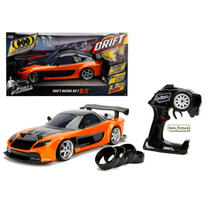 Simba Fast And Furious Rc Drift Mazda Rx7 40cm