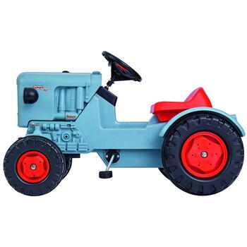Simba Tractor Cu Pedale Eicher Diesel Ed 16