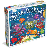 Joc educativ Smarty Puzzle- Star Words