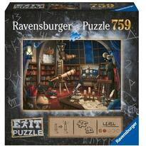 Ravensburger Puzzle Exit 1: Observator, 759 Piese
