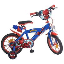 Bicicleta copii 14 inch Spiderman