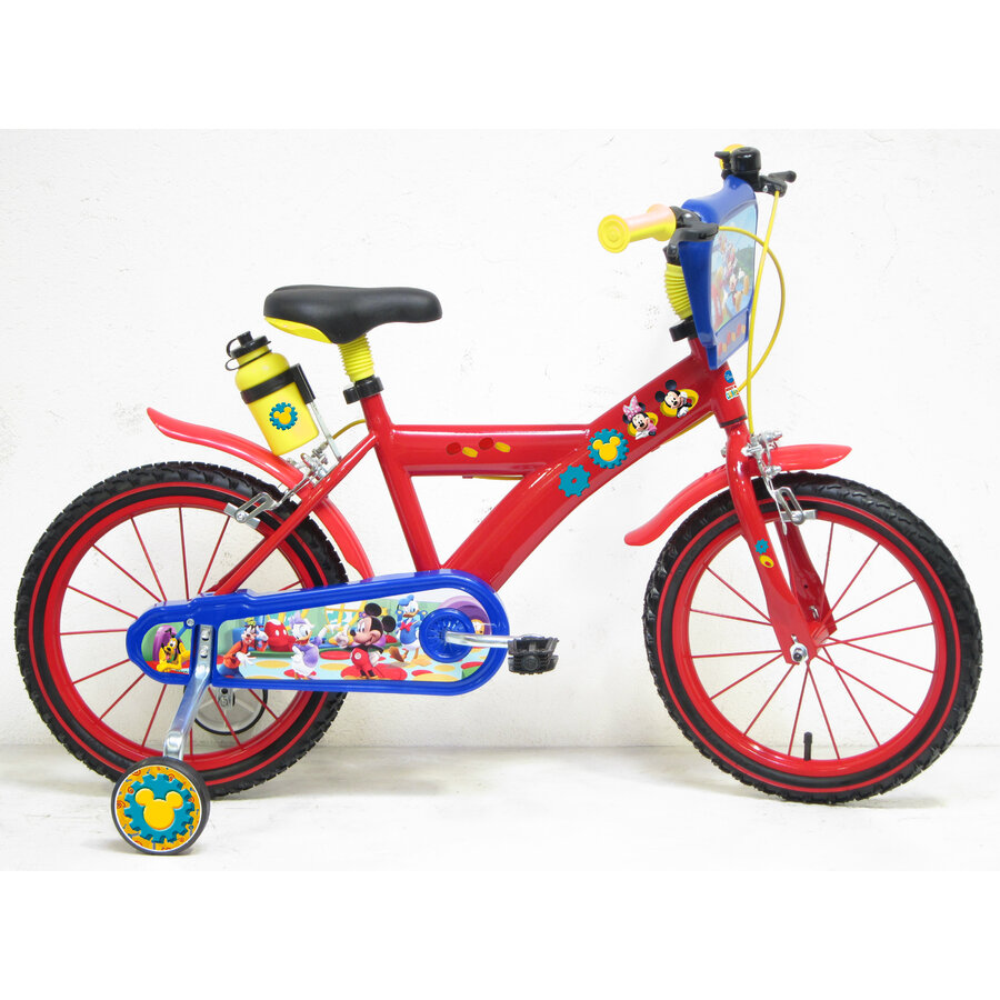 Bicicleta copii Mickey Mouse 16 inch