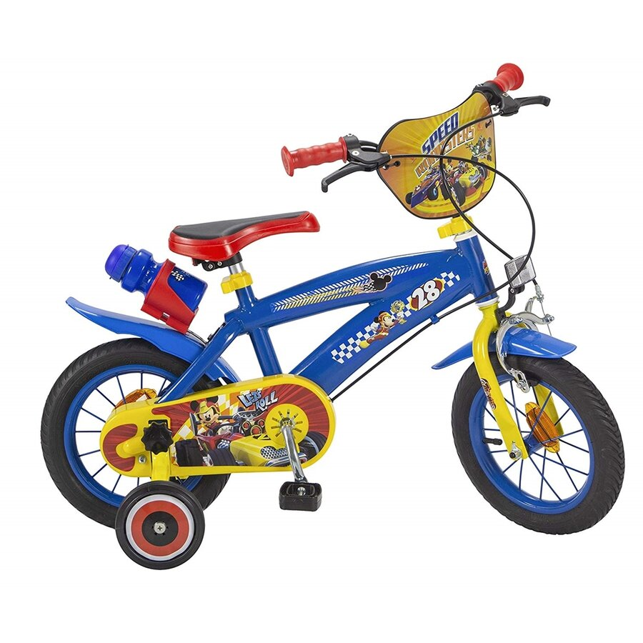 Bicicleta copii Mickey Mouse Club House 12