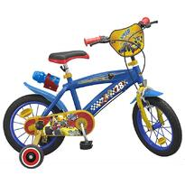 Toimsa Bicicleta copii Mickey Mouse Club House 14