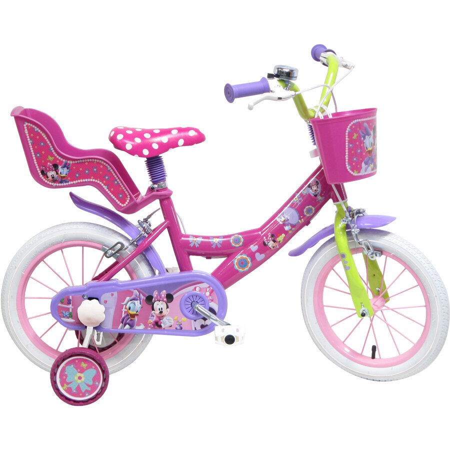 Bicicleta copii Minnie 14