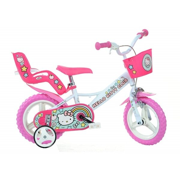 Bicicleta copii Hello Kitty 12 inch