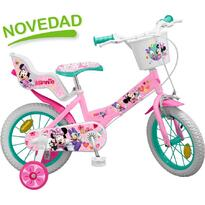 "Bicicleta copii 16"" Minnie Mouse"